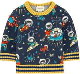 Gucci Baby print neoprene sweatshirt