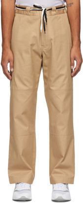 4SDESIGNS Khaki HD Twill Work Trousers