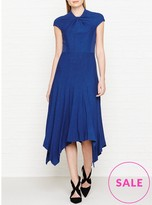 Karen Millen Knot DetailMidi Dress