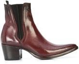 Alberto Fasciani chelsea boots