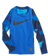 Nike Boy's Pro Hyperwarm Fitted Top
