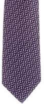 Charvet Patterned Silk Tie