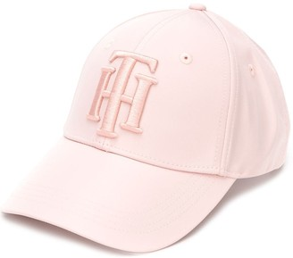 Tommy Hilfiger Logo Embroidered Baseball Cap
