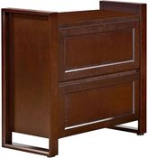 Huali Filing Cabinets & Storage Broadway Coffee 2 Drawer Filing Cabinet