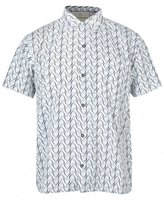 Universal Works Road Bacal Print Shirt
