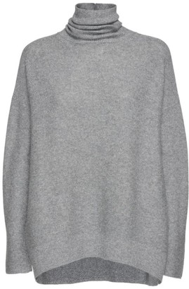 Fabiana Filippi Lurex Wool-Blend Turtleneck Sweater