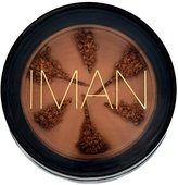 IMAN Cosmetics Semi-Loose Powder, Medium Skin, Clay Medium, 0.21 Ounce