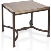 Michael Aram Fallen Leaves Side Table