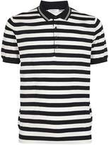 Paolo Pecora Striped Polo Shirt