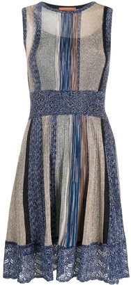Missoni Striped Sleeveless Dress