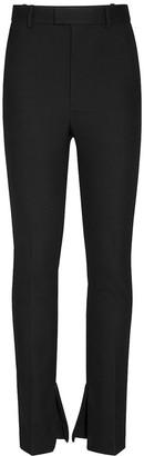 Bottega Veneta Textured Virgin Wool-Blend Trousers