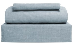 Lintex Chambray 3-Piece Sheet Set, Size- Twin Bedding