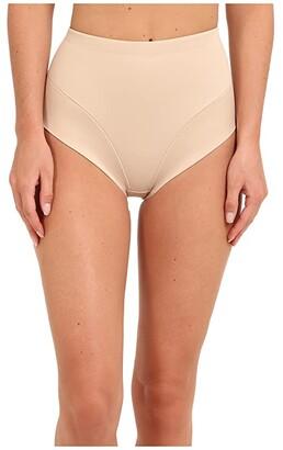 Miraclesuit Shapewear Extra Firm Comfort Leg Waistline Brief (Nude) Women's Underwear