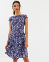 Dorothy Perkins Ditsy Viscose Dress