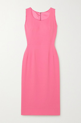 Dolce & Gabbana Cady Dress - Pink