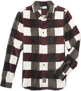 Lrg Men's Naturalist Plaid Flannel Shirt
