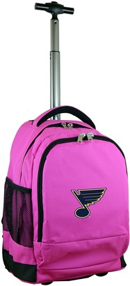 St. Louis Blues Premium Wheeled Backpack