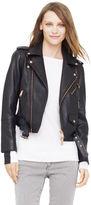 Christy Leather Moto Jacket