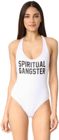 Spiritual Gangster SG One Piece Swimsuit