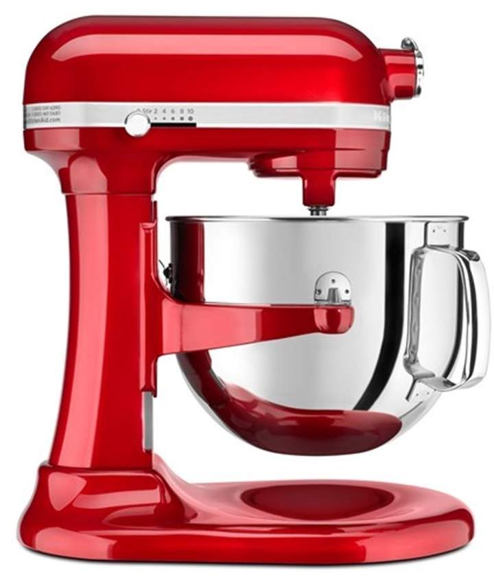 KitchenAid Pro Line Stand Mixer Candy Apple Red