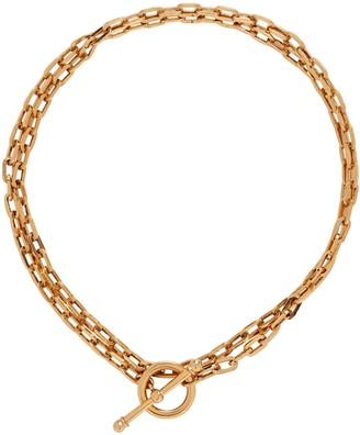 Ben-Amun T-Link Chain-Link Necklace