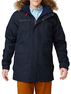 Helly Hansen Coastal 2 Waterproof Men's Parka Jacket, Navy