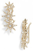 Jenny Packham Women's Stardust Ear Crawlers