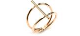 SABA Genna Double Ring