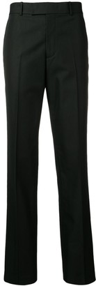 Helmut Lang Straight Leg Tailored Trousers