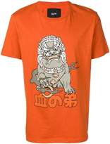 Blood Brother Onigawara printed T-Shirt