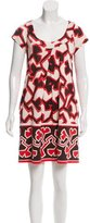Diane von Furstenberg Ayuka Silk Dress
