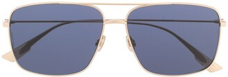 Christian Dior Stellaire aviator sunglasses