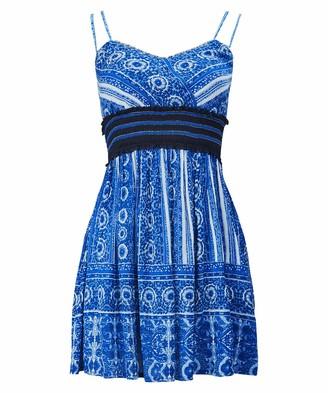 Joe Browns Women's Strappy Boho Style Summer Vest Top Cami Shirt