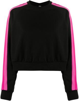 NO KA 'OI Colour-Block Performance Sweatshirt