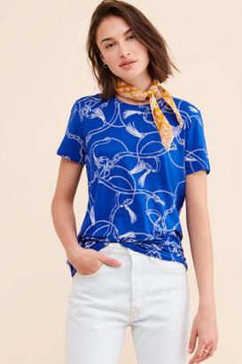 Lauren Ralph Lauren Nautical Ropes T-Shirt