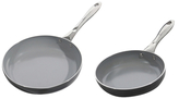 Berghoff EarthChef Boreal Fry Pans (Set of 2)