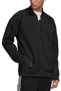 adidas Men's Originals Superstar Warm-Up Track Jacket