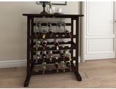 Andover Mills Eliza 24 Bottle Floor Wine Rack