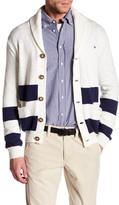 Gant Stripe Cardigan