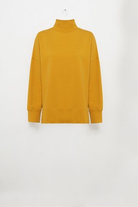 French Connection Sunday Sweat High Neck Jumper