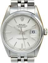 Rolex Datejust 36mm Silver Steel Watches