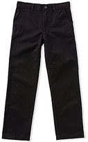 Class Club Little Boys 2T-7 Flat-Front Adjustable Pants