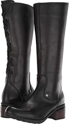 Wolky Hayden (Black) Women's Shoes