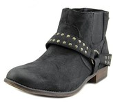 Roxy Weaver Round Toe Synthetic Bootie.