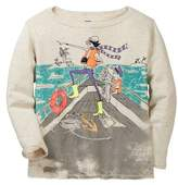 J.Crew J. Crew Olive Boat Sweatshirt (Toddler & Big Girls)
