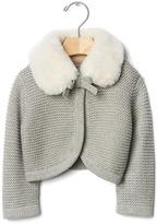 Gap Cozy collar cardigan