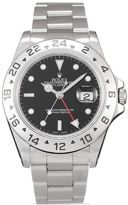 Rolex 1992 pre-owned Explorer II 40mm