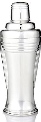 Ricci Silver-Plated Art Deco Shaker