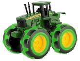 Tomy John Deere Monster Treads Lightning Wheels - Tractor