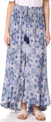 Tiare Hawaii Dakota Maxi Skirt